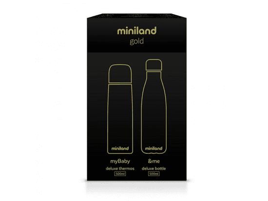 Miniland Baby Sada termosky a termofľaša DeLuxe