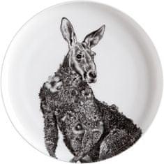 Maxwell & Williams Marini Ferlazzo talíř klokan rudý 20 cm