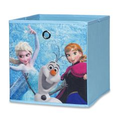 FARELA Úložný box Beta 1 Disney-Box, 32 cm, Frozen B