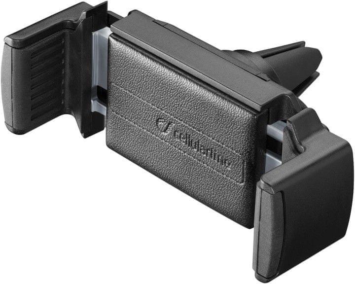 CellularLine Univerzální držák do ventilace Handy Drive Premium, šedý, HANDYDRIVEPREK