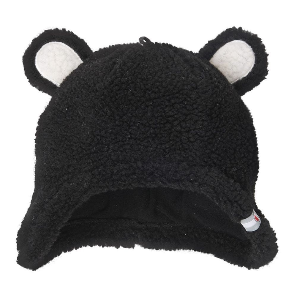 Lodger čepice Hatter Teddy 3 - 6 m černá