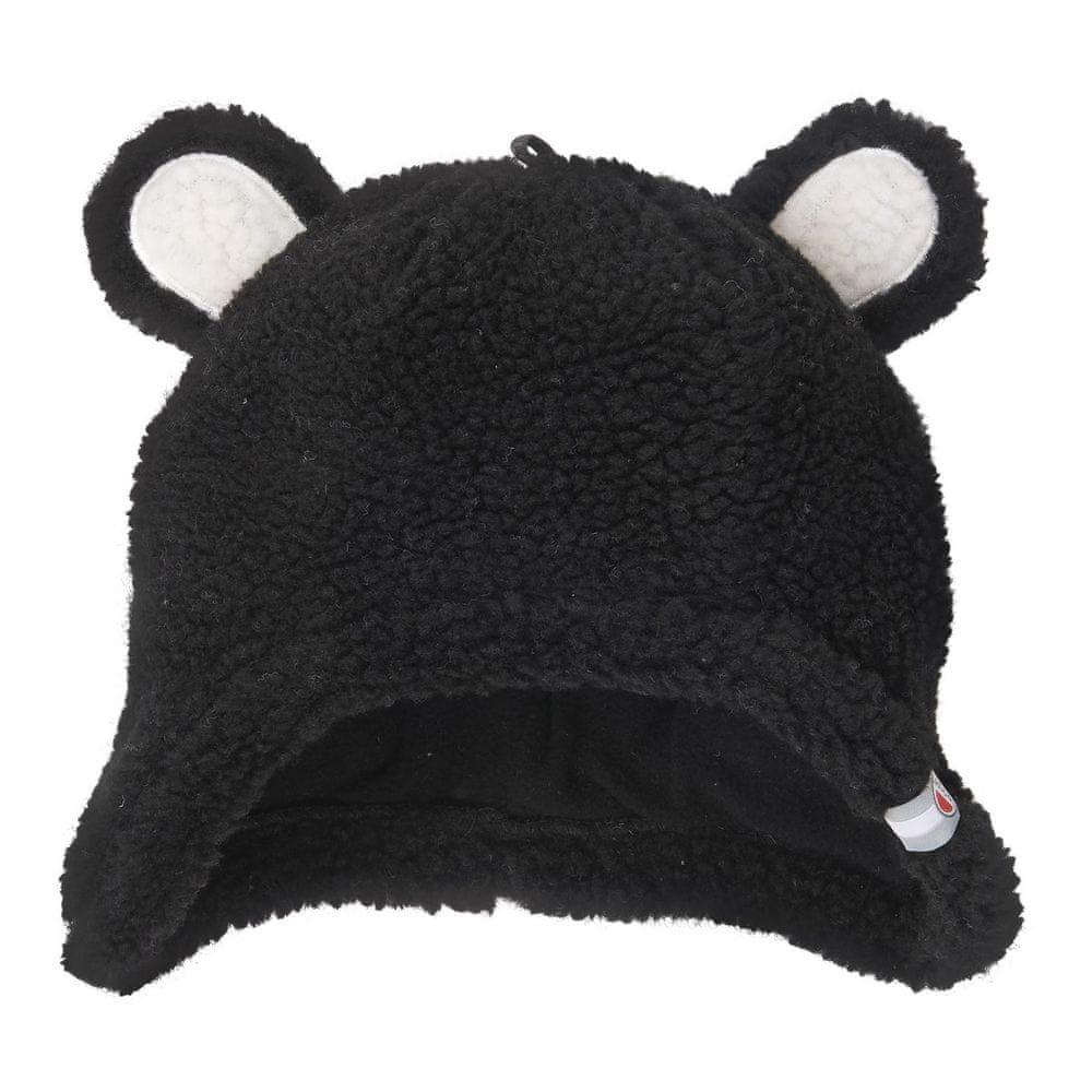 Lodger čepice Hatter Teddy 6 - 12 m černá