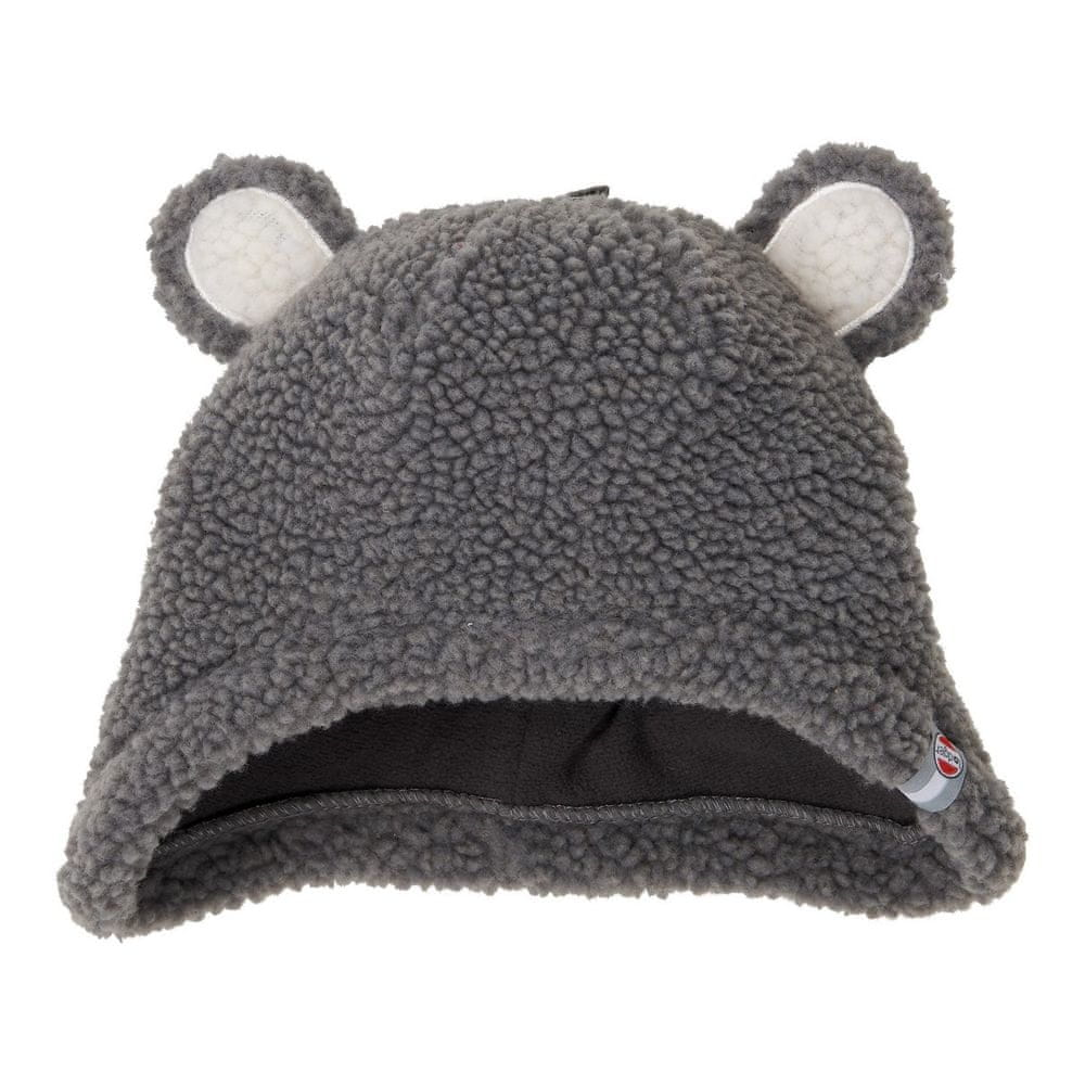 Lodger čepice Hatter Teddy 3 - 6 m šedá