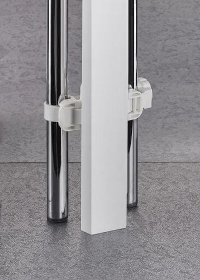 Reer StairFlex komplet za pritrditev, bel