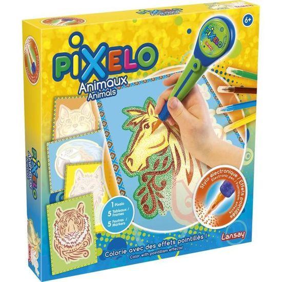 Lansay Pixelo kreativní pero