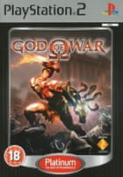 God of War - Plat. /PS2