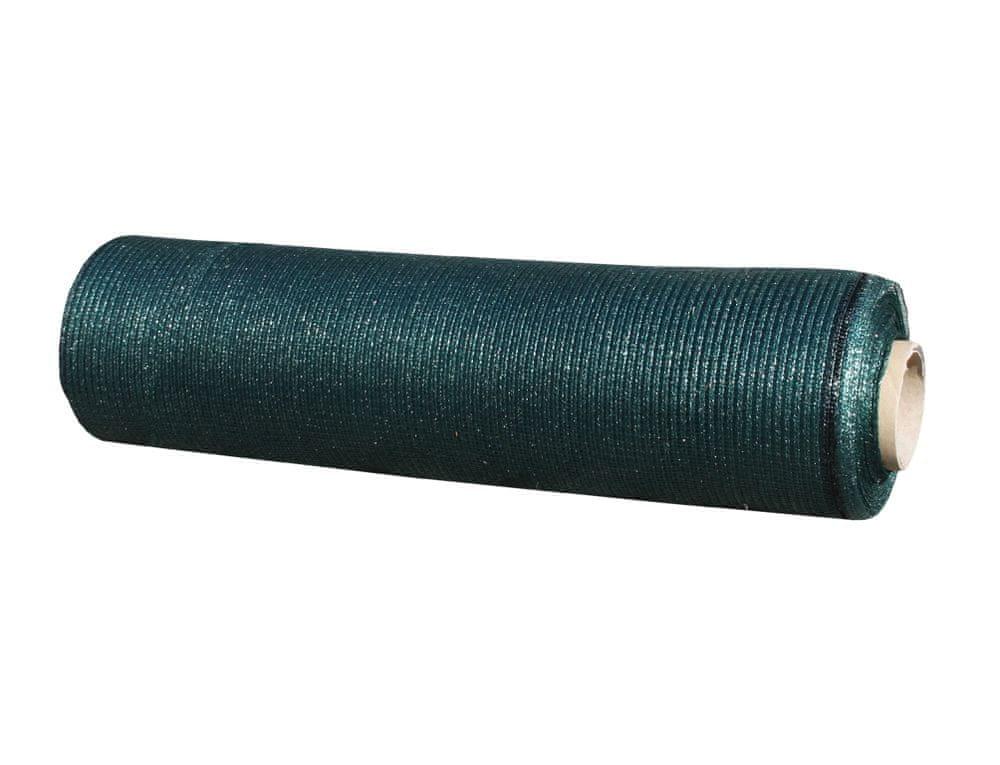 NOHEL GARDEN Stínovka PE 65% s oky zelená 1,5 x 50 m