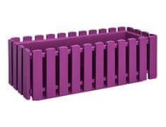 Plastkon Truhlík FENCY plastový fialovo růžový 50 cm
