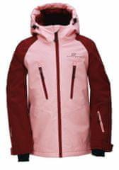 2117 Lammhult JR otroška smučarska bunda, roza, 176