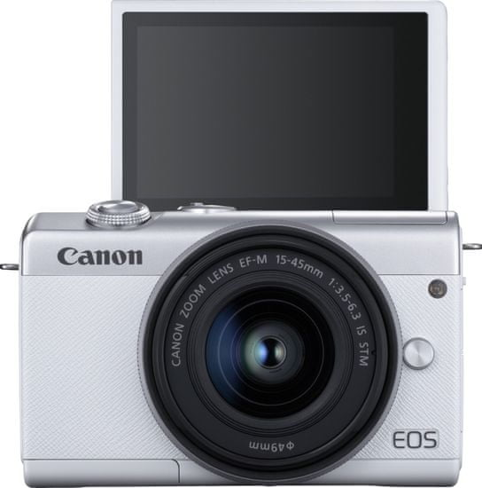 Canon EOS M200 + 15-45 EF-M IS STM