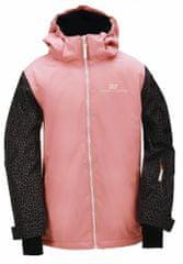 2117 Tällberg Jr otroška smučarska bunda, roza, 176