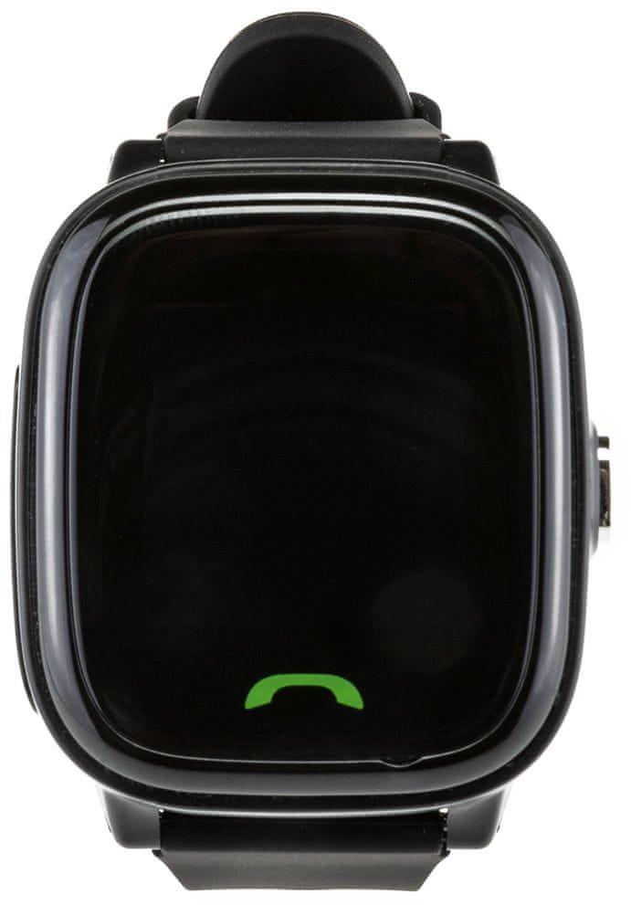 Sponge See 2, dětské hodinky s GPS, černé