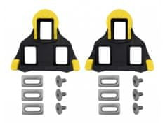Shimano kufry pedálů SM-SH11 vůle žluté sil.