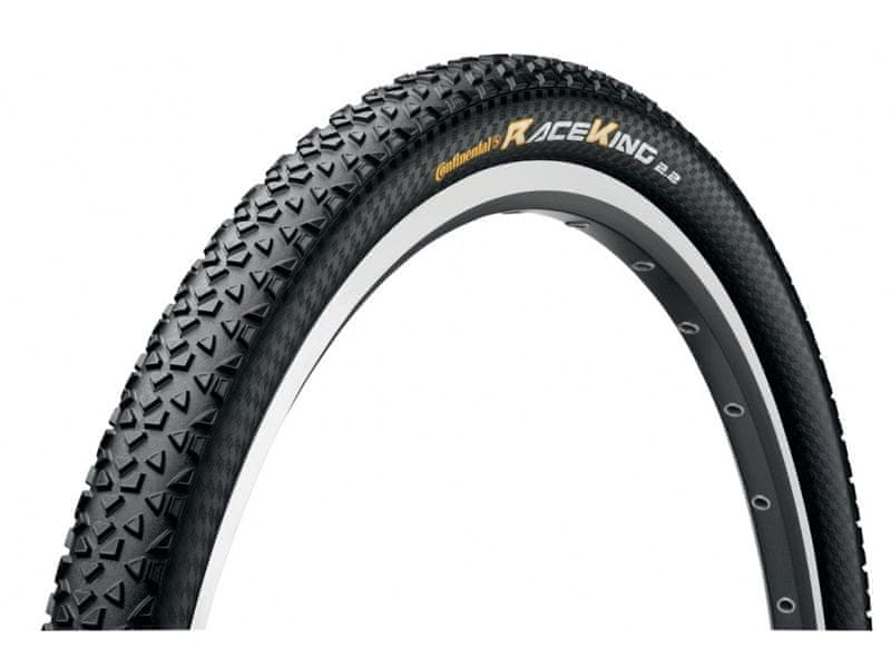 "Continental plášť Continental Race King Protection 29""x2.2/55-622 kevlar"