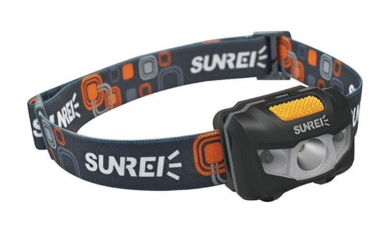 Haven čelovka Sunree Youdo II oranžovo/černá