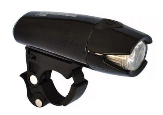 Smart osvětlení přední 183W 60LUX 1LED černé