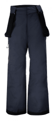 2117 Lammhult Jr otroške smučarske hlače, temno modre, 152