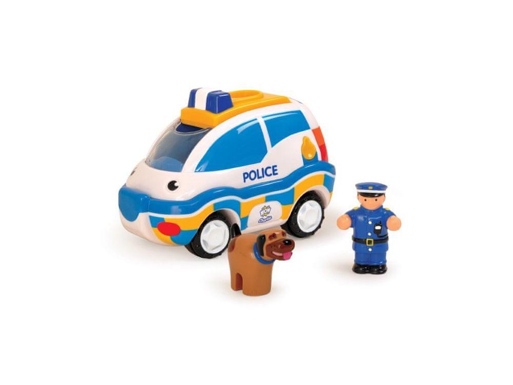 Wow Charlie policejní autíčko