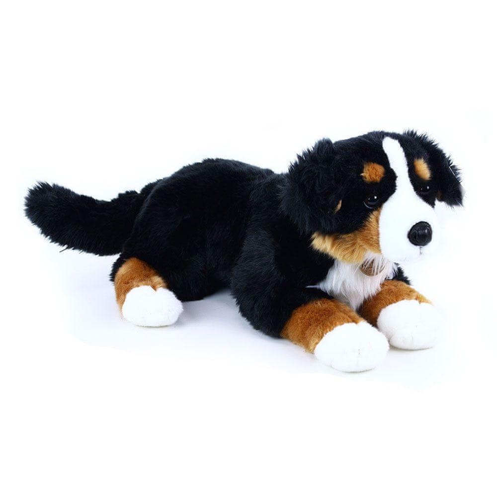 Rappa Velký plyšový pes salašnický ležící, 61 cm (od 0 let)