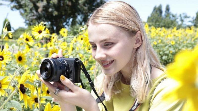 Canon EOS M200 24,1 Mpx CMOS