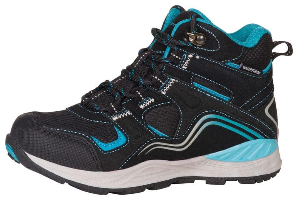 ALPINE PRO chlapecká obuv Sibeal 32 černá