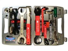 Bike Hand klíče - kufr s nářadím BIKE HAND 19ks