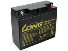 Long Long 12V 18Ah olověný akumulátor HighRate F3 (WP18-12SHR)