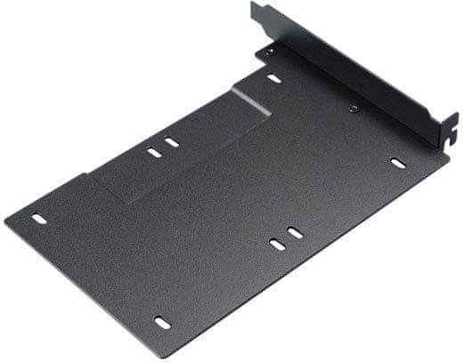"""Akasa AK-HDA-10BK adaptér pre SSD a HDD disky 2,5"""" do PCIe/PCI slotu"""