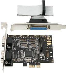 AXAGON PCEA-SP PCIe 2x sarial+1x paralel