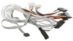 Microsemi Adaptec kábel ACK-I-HDmSAS-4SAS-SB 0,8M