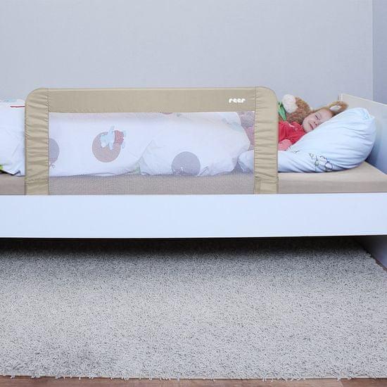 Reer sigurnosna ograda za krevet, 100 cm, pješčana