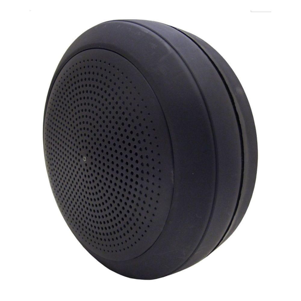 DNH BLC-550 SAUNA Nástěnný reproduktor 6W @ 8 Ohm pro sauny, odolává teplotě až 125°C, IP54, plast, černý