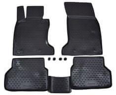J&J Automotive Gumiszőnyeg Emelt éllel Bmw 5-serie E60 / E61 2003-2010