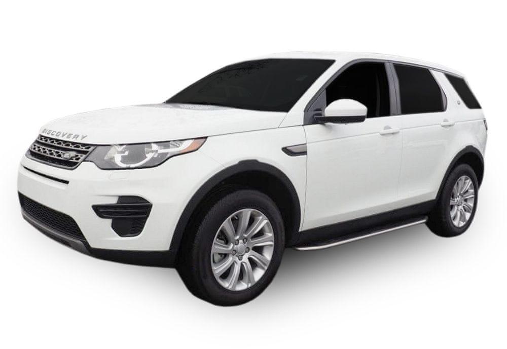 J&J Automotive Boční nášlapy Land Rover Discovery Sport 2015 -
