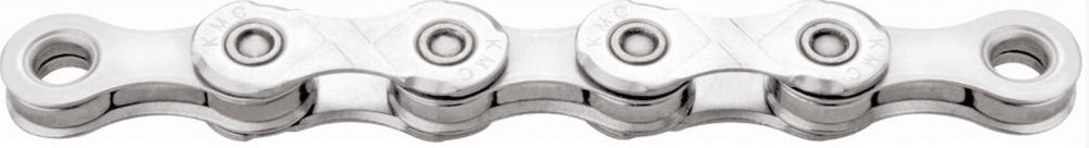 KMC řetěz X12 stříbrný 126čl. BOX
