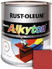 Rust-Oleum Alkyton kladivkový, Čierna, 0,25 l
