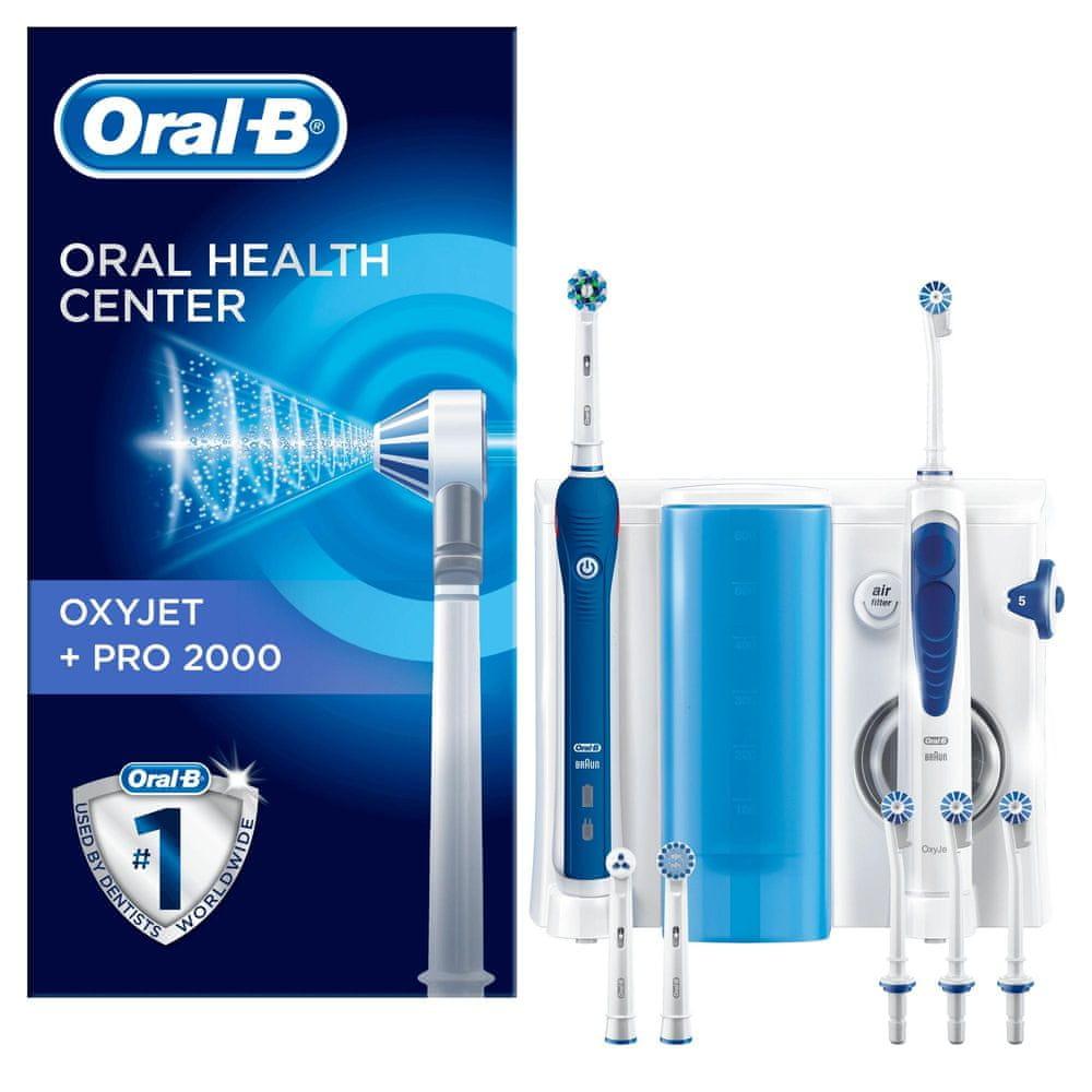 Oral-B Oxyjet +Pro 2000