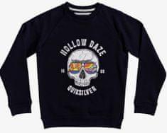 Quiksilver chlapecké tričko Hollow dayz 170 černá