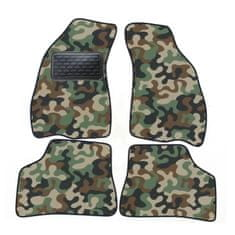 J&J Automotive Autokoberce velurové Army style Hyundai Accent 1994-2000 4ks