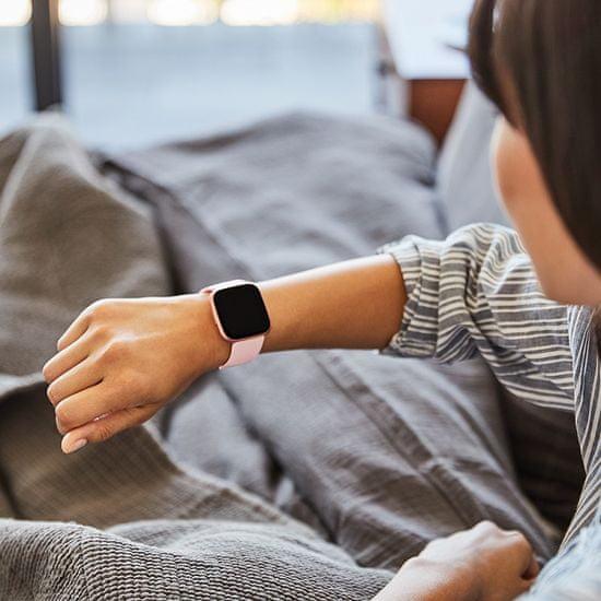 Fitbit Versa 2 pametna ura, NFC, roza