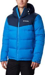 Columbia Iceline Ridge Jacket moška bunda Azure Blue Col, L