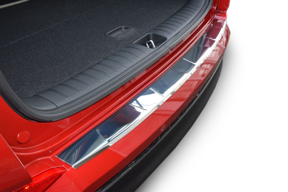 Croni Nerezový kryt nárazníku Toyota Yaris 5D 2006 - 2011