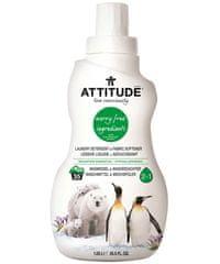 Attitude Prací gel a aviváž (2 v 1) s vůní Mountain Essentials 1050 ml (35 dávek)