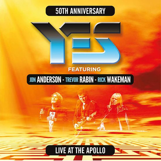 Yes: Live At The Apollo (2018) - DVD