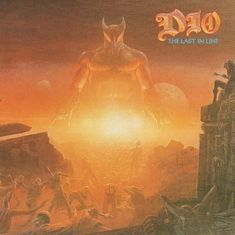 Dio: Last In Line (Edice 1990) - CD