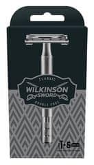 Wilkinson Double Edge Vintage Razor kovový strojček Classic