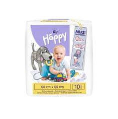 Bella Happy Detské podložky 60x60 cm - 10 ks