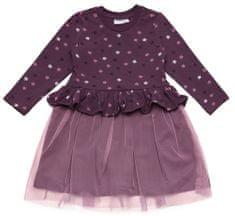 WINKIKI dekliška obleka, 116, vijolična