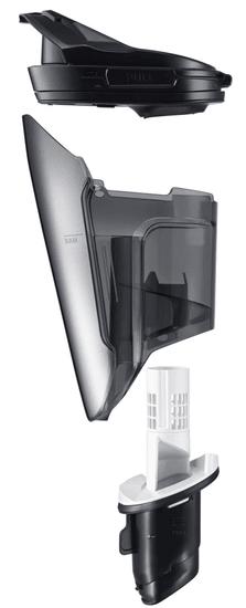 Samsung tyčový vysavač VS03R6523J1/GE