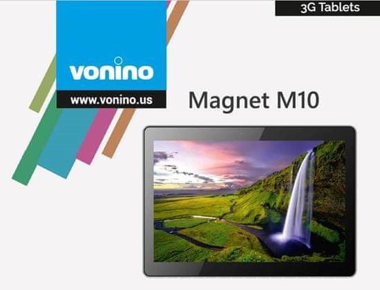 Vonino Magnet M10 tablični računalnik, Android 8.1 Oreo, siv